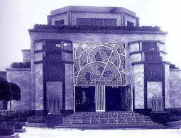 Pabellón Pomone para las galerías Au Bon Marché, de Louis Hippolyte Boileau