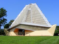 Sinagoga Beth Sholom, Elkins Park, EE. UU.(1954-1959)