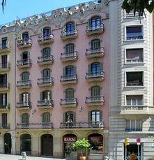 Viviendas en Rambla del Prat, Barcelona (1910)