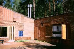 Casa experimental en Muuratsalo (1952-1953)