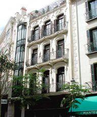 Casa Pérez Villaamil, Madrid (1906-1908)
