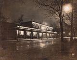 Tiendas en el Zoo, Berlín (1924-1928)