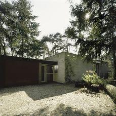 Casa Visser, Bergeijk (1954-1955)