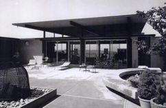 Casa Rock Logan, Oakland, California (1957)