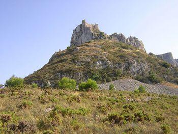 Vista General del Castillo de Alfofra