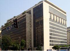 Sede del Jockey Club, Río de Janeiro (1956)