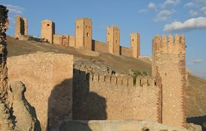 Castillo de Molina