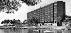 Hotel de Mar, Palma de Mallorca (1962)