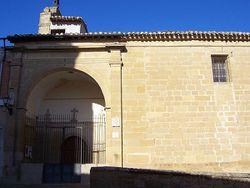 Iglesia parroquial de la Magdalena - Baños de Rioja.JPG