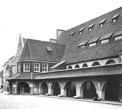 Casa consistorial de Löwenberg (1905-1908)