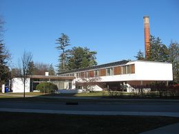 Vassar College, Poughkeepsie, New York (1951)