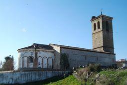 Iglesia de San Vicente Mártir.Paredes de Escalona.2.JPG