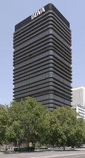 Torre del Banco de Bilbao, AZCA, Madrid (1971-1978)
