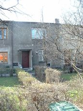 Vivienda en hilera Nº 13 en el WUWA, Breslavia (1929)