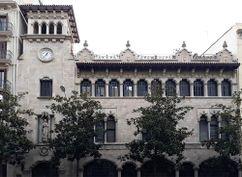 Sucursal Caja de Ahorros y Monte de Piedad, Gràcia-Barcelona (1906)