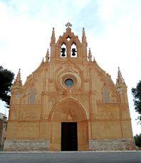 Caudete. Santuario de la Virgen de Gracia 2.JPG