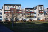 Area residencial Brittgården, Tibro (1956–1959)