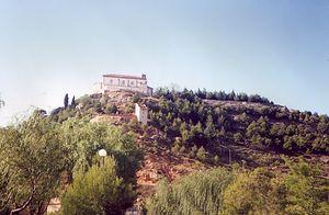 Ermita de San Macario en 1992