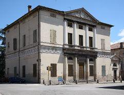 Villa Pisani, Montagnana (1952-1955)