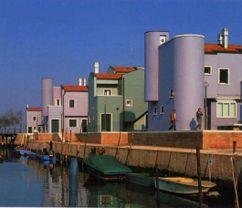 Residencia Mazzorbo, Venecia (1979-1985)