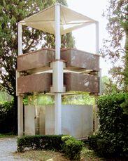 Capilla Ardiani, Cementerio Monumental, Bérgamo (1947)