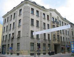 Edificio Bamberg en Ljubljana