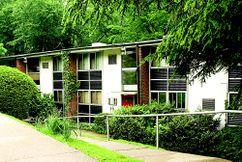 Apartamentos Cherokee Village, Filadelfia (1958-1959)