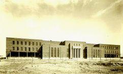 Instituto de Física y Química (Fundación Rockefeller) (1927-1932), con Luis Lacasa