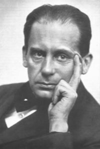 Walter Gropius en 1920