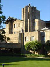 Hotel Arizona Biltmore, Phoenix, EE. UU.(1928-1929)