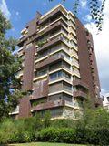 Torre Cervantes, Barcelona (1965-1966) junto con Benito Miró Llort.