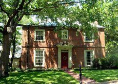 Casa Dinsmoor, Webster Groves (1936)