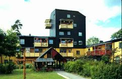 Complejo residencial Nuevo Bruket, Sandviken (1973-1978)
