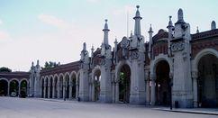 Cementerio de La Almudena, Madrid (1884)