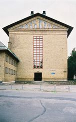 Escuela Karl Johan en Gotemburgo (1915-24)