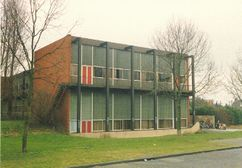 Escuela Técnica en Laaghuissingel (1957-1961) junto con Joost van der Grinten.