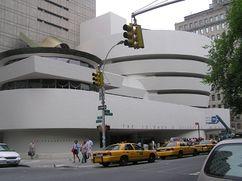 Museo Solomon R. Guggenheim]], Nueva York, EE. UU.(1943-1959)
