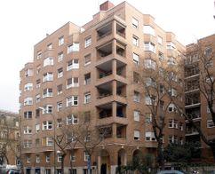 Viviendas en Miguel Ángel esquina a Rafael Calo, Madrid (1936-1941)