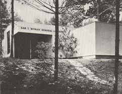 Laboratorio de Biología, Museo de Highlands (1931) junto con Tucker & Howell.