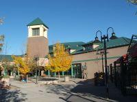 El edificio del «Albuquerque Aquarium»