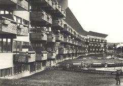 Edificio de viviendas Ormen Långe, Svappavaara (1963-1965)