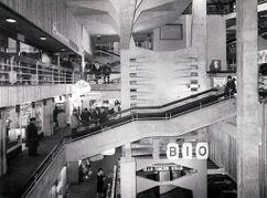 Centro comercial Shopping, Luleå (1955)