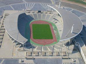 Estadio olímpico Atatürk en Estambul