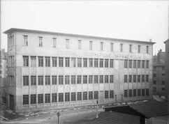 Central telefónica Vaudrey, Lyon (1929-1932)