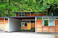Casa Max De Pree, Zeeland, Michigan (1954)