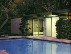 Casa en Sherman Oaks, Los Ángeles (1955-1956)
