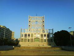 Concatedral Gran Madre de Dios, Taranto (1967-1970)