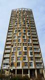 Edificio Sivill en Columbia Road, Londres (1960-1964)