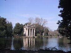 El templo de Esculapio
