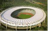 Estadio Olímpico, Roma (1953-1961), junto con Carlo Roccatelli